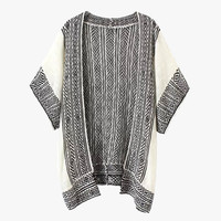 Soft Knit Open Cardigan