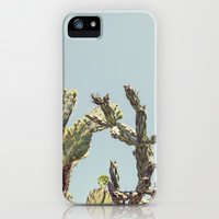Cactus iPhone & iPod Case by TylerFore