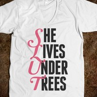 She Lives Under Trees (SLUT-Pretty Little Liars) | Skreened.com