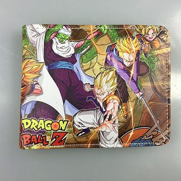 Dragon Ball Z Wallets Gift 4