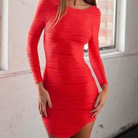 Red body con dress($ 40) - Mercari: Anyone can buy & sell