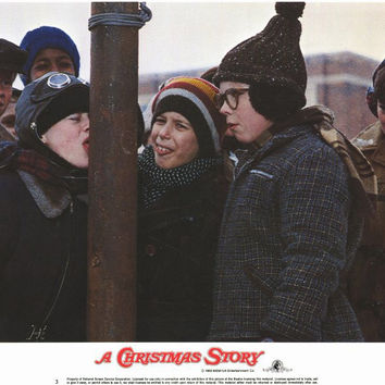 A Christmas Story 11x14 Movie Poster (1983)