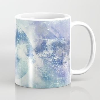 Universe Atoms Stories Mug by Adaralbion