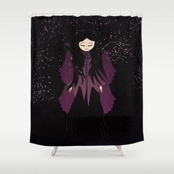 Princess of stars Shower Curtain by VanessaGF