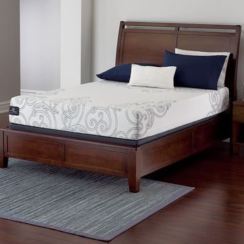Serta Perfect Sleeper Keppner Gel Memory Foam Mattress - Full (White)