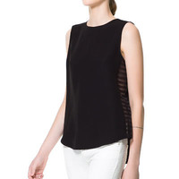 SLEEVELESS TOP - Tops - Woman | ZARA United States