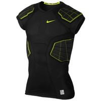 Nike Pro Combat Hyperstrong 4-Pad Top - Men's at Eastbay