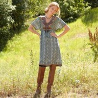 SHAHANA KAFTAN - Short - Dresses - Women | Robert Redford's Sundance Catalog