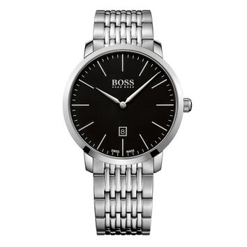 Hugo Boss Mens Analog Dress Quartz Watch 1513259