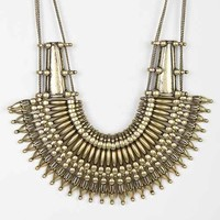 Mercer Bib Necklace-
