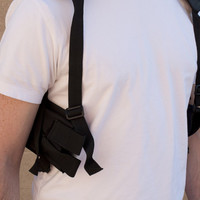 Best Universal Fit Shoulder Gun Holster for Concealed Carry