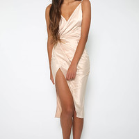 The Final Cut Dress - Cream