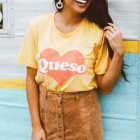 Women's Queso Graphic Tee
