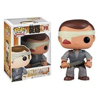Walking Dead Pop! Vinyl Governor Bandaged Version Figure - Funko - Walking Dead - Pop! Vinyl Figures at Entertainment Earth