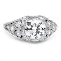Platinum The Katrice Ring