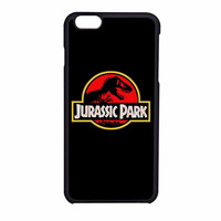 Jurassic Park Logo All Time iPhone 6 Case