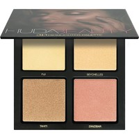 HUDA BEAUTY - Golden Sands 3D Highlighter Palette | Selfridges.com