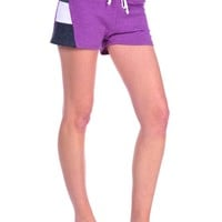 So Low Tri Colorblock Short