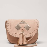AEO Woven Tassel Bag | American Eagle Outfitters
