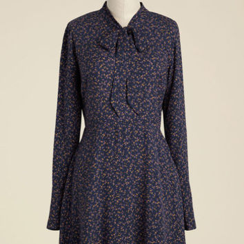 Lovely Legacy Floral Dress | Mod Retro Vintage Dresses | ModCloth.com