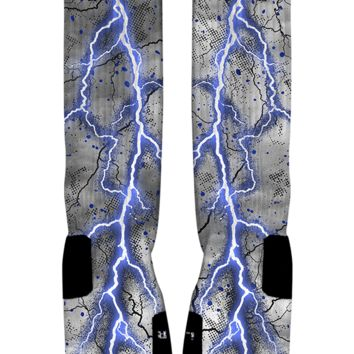 Summer Bolt Custom Nike Elite Socks | Rock 'Em Apparel