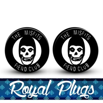 Royal Misfits Club Plugs | Body Jewelry | Plug Club