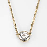 Givenchy Crystal Pendant Necklace | Nordstrom