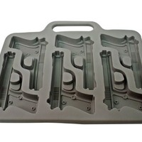 Southern Homewares Gun Ice Cube Tray