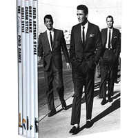 Assouline Men Memoire: 5-Book Slipcase - Gift Book Set - ShopBAZAAR