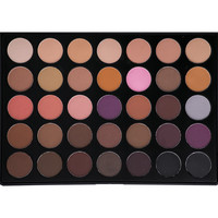 35N - 35 COLOR MATTE PALETTE