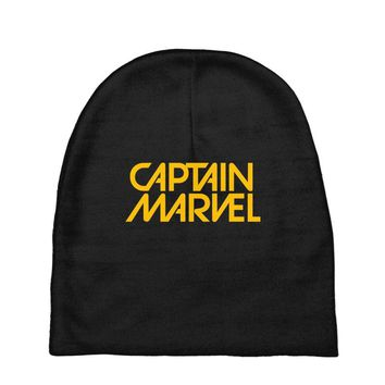 captain marvel 6 Baby Beanies