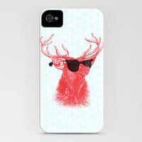 Young Buck. iPhone Case by Nick Nelson | Society6