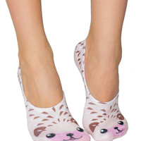 Hedgehog Liner Socks