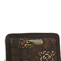 RACEY LACEY ZIP AROUND WALLET