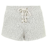 Lace-Up Runner Shorts - Topshop