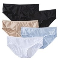 Fruit Of The Loom® Women's Microfiber 5-Pack Hipster Underwear - Assorted Colors/Patterns