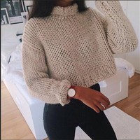 Women's Fashion Hot Sale Fashion Sweater [31065964570]
