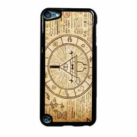 The Gravity Falls Intrigue Triangle Eye iPod Touch 5th Generation Case