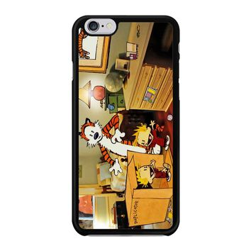 Calvin And Hobbes Surprise iPhone 6/6S Case