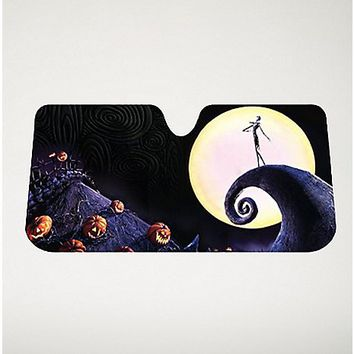 Jack Nightmare Before Christmas Sun Shade - Spencer's