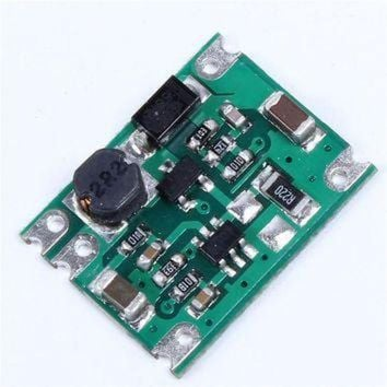 CREYUG7 DC-DC 2.5-7V To 9V Step Up Power Supply Module Boost Converter Fixed Output 150-400mA