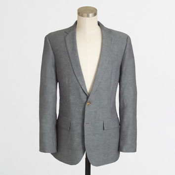 FACTORY THOMPSON SPORTCOAT IN SLUB LINEN