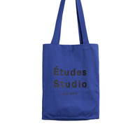 October Bag Blue