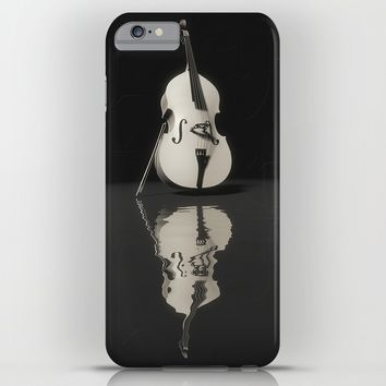 Contrabass iPhone & iPod Case by Cinema4design