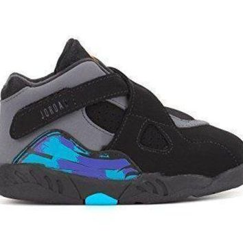 Nike Jordan 8 Retro (BT) Basketball Shoes 305360-025 jordans air shoe