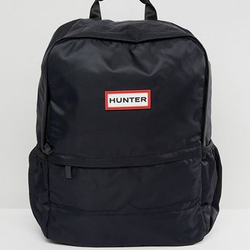 Hunter Original Backpack in Black at asos.com