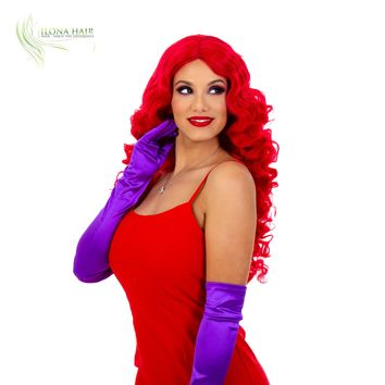 Jessica Rabbit | Synthetic Hair Wig By Ilona Hair