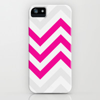 Chevronia VI Revised iPhone & iPod Case by Rain Carnival