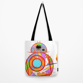 Fan Art BB8 Tote Bag by Mrnobody