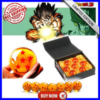 Anime Dragonball Dragon Ball Z Crystal Ball Set